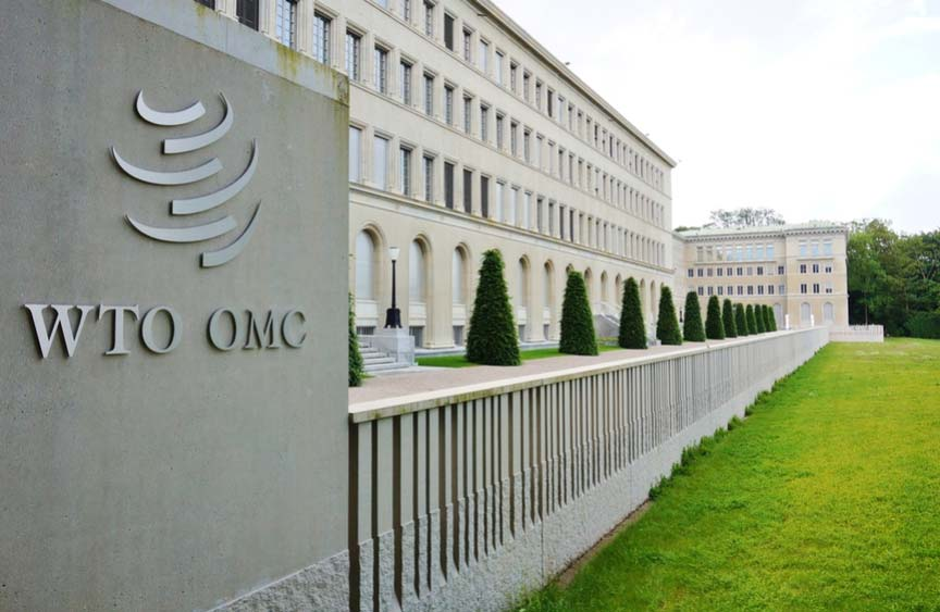 World Trade Organization in Geneva on Brexit