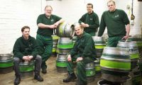 The Brewing team at St Peters