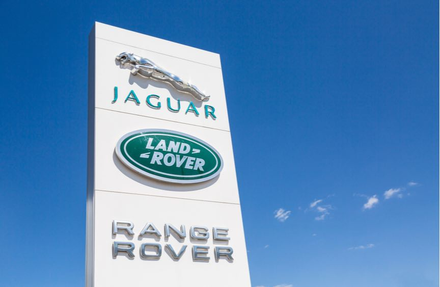 Jaguar Land Rover pay