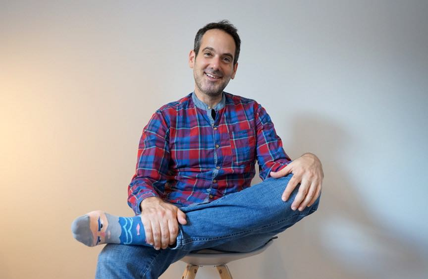 Gil Kahana, co-founder of ChattyFeet