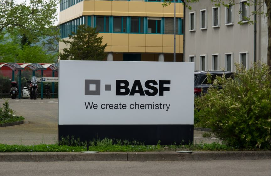 Chemical giant BASF preps supply chain for Brexit