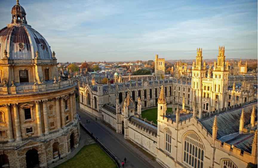 Oxford University Brexit advice