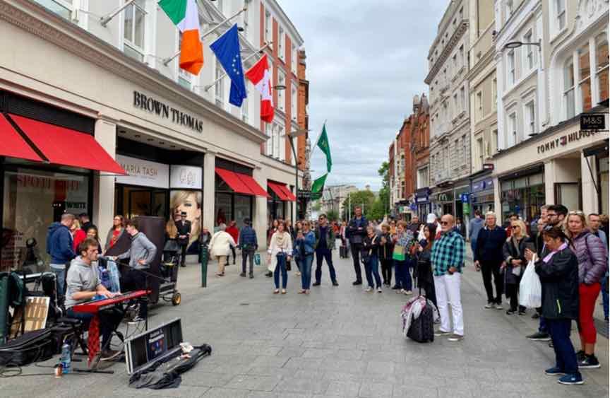 Irish Consumer Sentiment