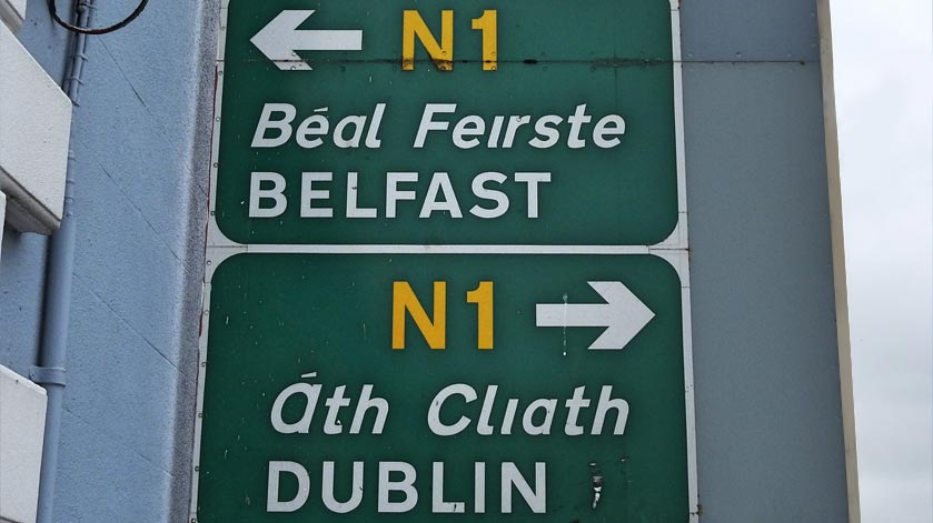 Brexit Advice on Northern Ireland – fixing the problems that Brexit has created